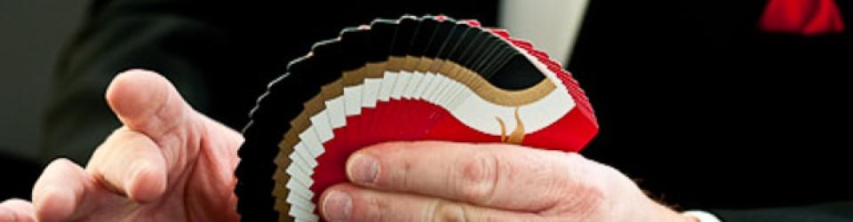 The Magic Hands of East Bay Magician Jeffrey Korst